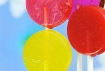* lollypops *