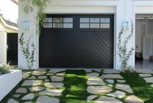 ◰ Entrance / Garage ◳ / Garage,entrance design.