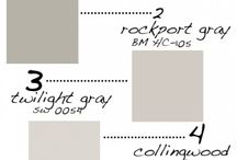 Grey paint choices