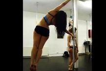 Dance: Pole fitness