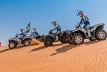 Dubai Quad Biking