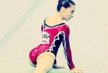 Ginnastica artistica  uno sport ,una passione ,la mia vita.
