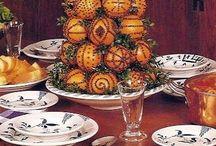 Naranjas y clavos