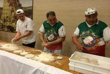 Pizza acrobatica / Gran Gala' della Pizza a tema Expo al Collegio De Filippi, martedì 19 maggio 2015