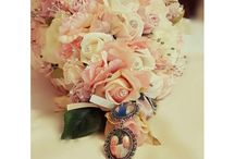 Tear / Shower Bouquets / A selection of our bridal flower designs for ever popular cascade bouquets