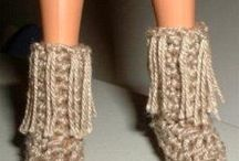 Crochet & Knit: Barbie Clothes
