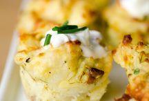 Appetizers: Potato