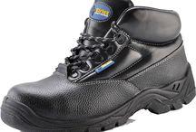 CALZADO DE SEGURIDAD / Variantes de calzado