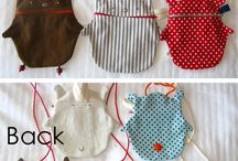 Bags to sew