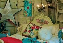 bedroom makeover / by Rachelle Vaughan