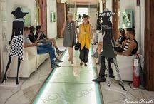 Presentazione del progetto ROMAèMODA / 16 Luglio 2015. Foto della presentazione del progetto #ROMAèMODA, realizzate dal maestro della fotografia Franco Olivetti, presso l'Accademia L'Oréal di Roma. / by Abitart Vanessa Foglia