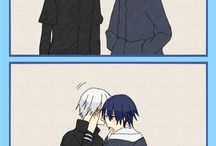 Shipping Tokyo Ghoul