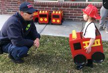 hasiči, dětský den