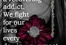 inspiring recovery/addiction quotes :)