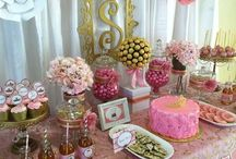 ideas para mesa de dulces