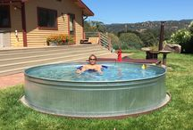 circular pools