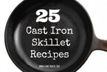 I love my cast iron skillet