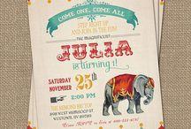 Juliana birthday party ideas