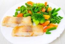 Sea Food   أكلات بحرية  / by مجلة الطبخ