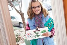 Girl Scout Cookie Sales 2016-17