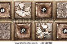 tiles design / shutterstock wary nice design