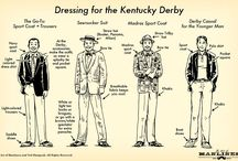 Derby Day / Ideas for Kentucky Derby, Preakness Stakes, Belmont Stakes & Triple Crown Parties!