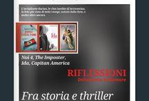 MSD Magazine / Immagini del nostro Magazine sfogliabile su Issuu.com