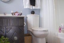 Bathroom / by Lori Woodham
