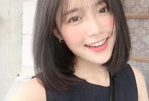 pretty, asian GIRLS