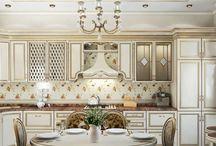 Дизайн интерьера квартиры в стиле прованс / Пожелания заказчика: разработать дизайн интерьера квартиры в стиле «Прованс» и комфортным для каждого жителя собственным пространством.