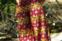 Afro Urban Chic Fashion / African Fashion, Afro Urban, African print, African designs, AfroLove