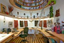 Home library / Домашняя библиотека