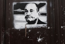 Street art - noms retrouvés