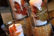 Fall/Halloween Crafts