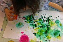 Peinture enfants