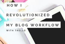 Productiviteit Tips + Inspiratie / Productivity hacks, productiviteit, focus, concentratie, doelen.