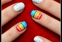 Rainbow galore / by Ashley Murphy