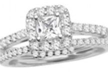 Promise Collection / Discover the stunning engagement rings and wedding bands of the Love Story Promise Collection!