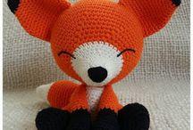 Crochet | Fox