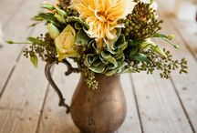 Floral / by Just a Little Soiree LLC