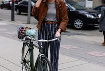 Girly & 70's outfit