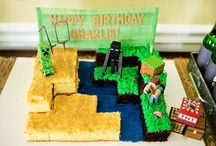 Minecraft Party / Minecraft Party Ideas including Minecraft Games, Minecraft Party Favors, Minecraft Party Food, Minecraft Cake Ideas and more! / by Moms and Munchkins