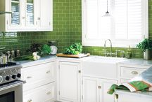 Kitchen Inspiration / by Colleen Mulligan