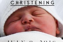 Christening of Prince Louis
