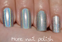 Compairsons of like (or not) polishes / by beachgal