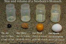 Baby tips! / Baby, feeding, nursing