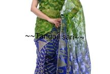 New Jamdani Saree online / New Jamdani Saree online