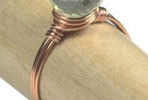 Beading - Rings / by Katy Leitch