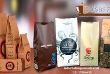 Bolsas trilaminadas para café