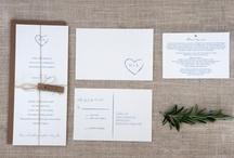 Weddings - Invitations